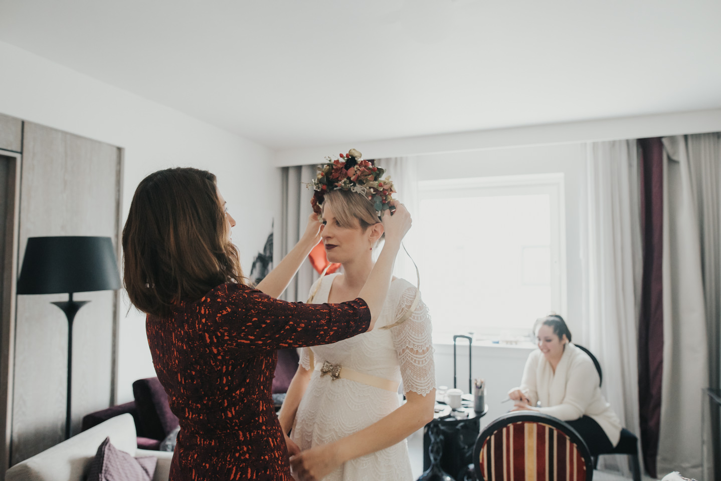 london islington wedding