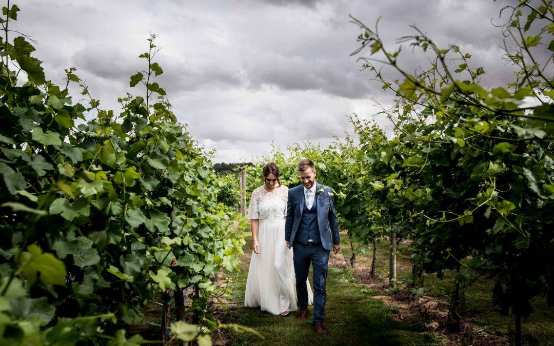 Fullerton Vineyard / Tipi wedding Hampshire