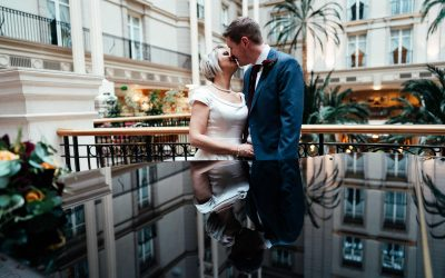 London Marylebone wedding // Holly and Ross