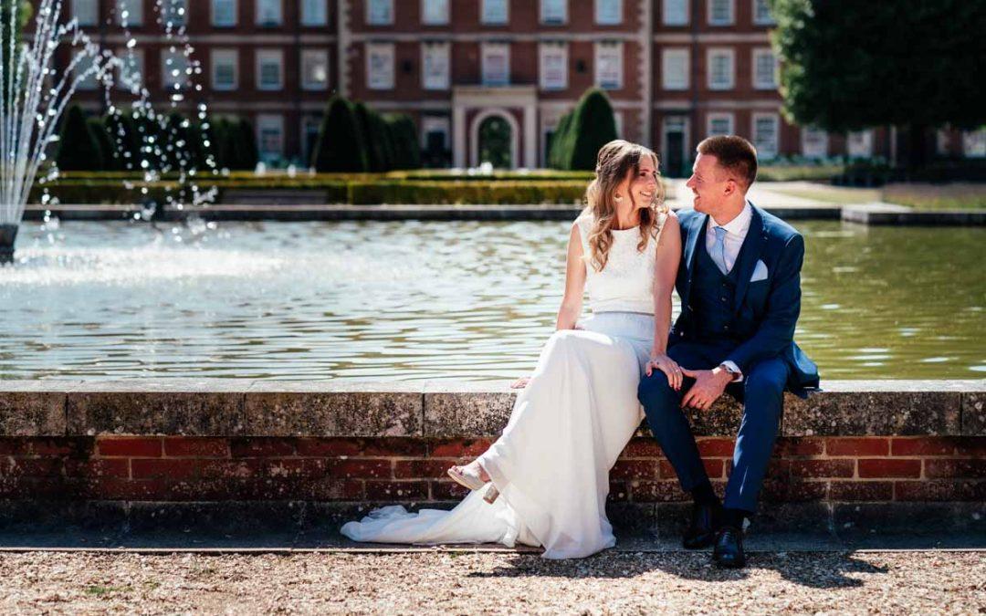 Micro wedding Winchester //  Yoli + Andy