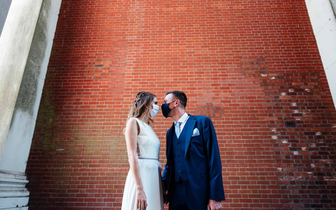 Micro wedding Winchester //  Yoli + Andy
